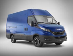 bestelwagen Iveco Daily