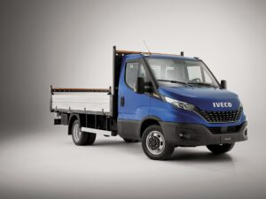 chassis-cabine Iveco Daily
