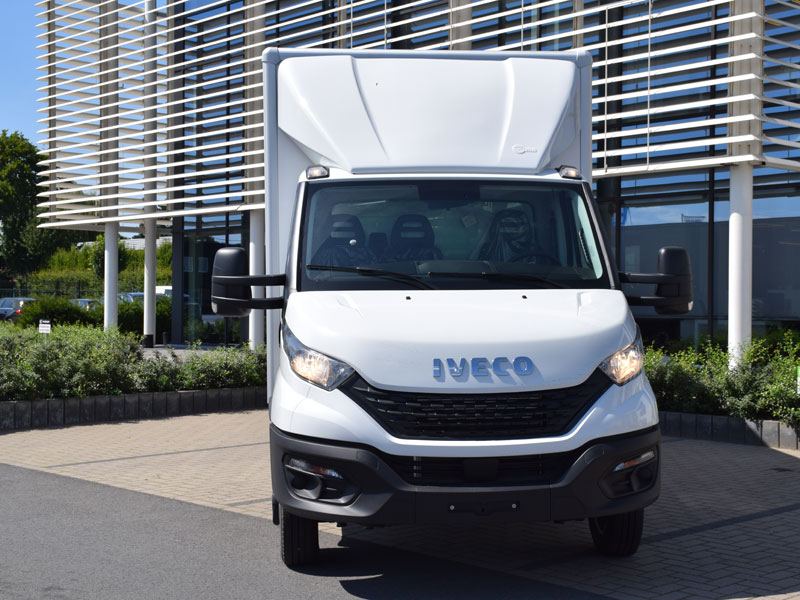 voorkant Iveco Daily chassis-cabine