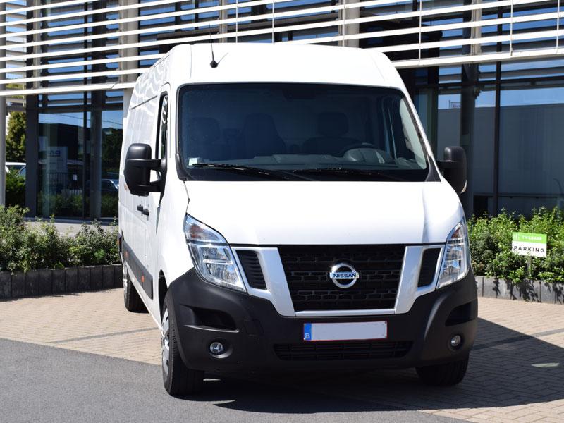 Nissan NV400 bestelwagen