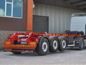 containerchassis Ozgul