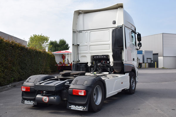DAF XF 480 FT SSC 2018