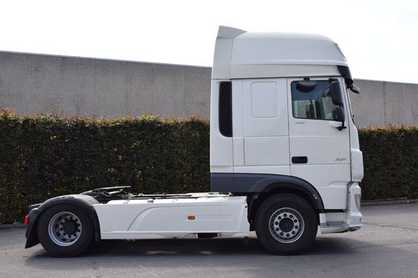 tweedehands DAF SSC