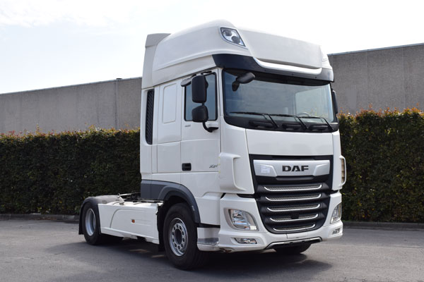 tweedehands DAF XF 480 FT SSC