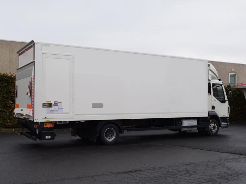 nieuwe vrachtwagen DAF LF